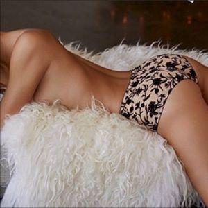 Victoria's Secret Intimates & Sleepwear - Bundle VS Velvet Very Sexy Shortie Boy Short L